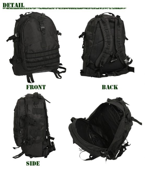Mochila FOX - TACTICAL LARGE TRANSPORT FOX-7287