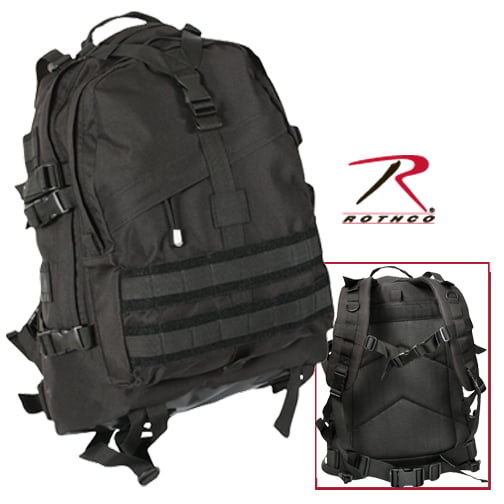 Mochila TACTICAL LARGE TRANSPORT ROTHCO 1