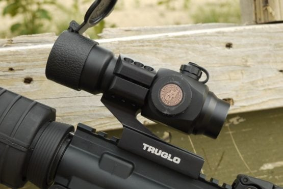 MIRA TRUGLO TRITON TACTICAL 3 MOA DOT 30mm 2