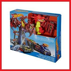 Hot Wheels Dragon Explosivo 3