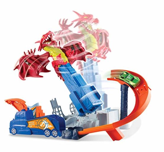 Hot Wheels Dragon Explosivo 4
