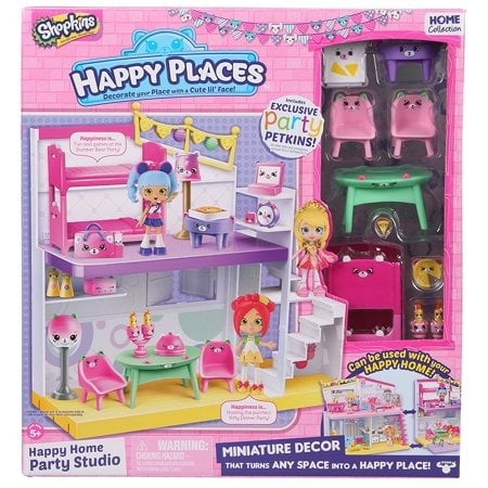 HAPPY PLACES - HAPPY PARTY STUDIO 1