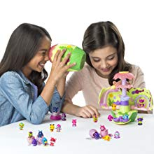Hatchimals Jardín Secreto Playset Coleccionable 4