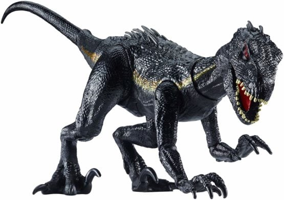 Jurassic World - Dino Villano Mattel 3