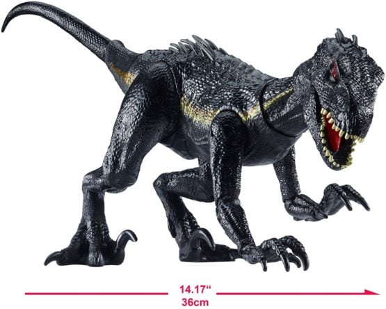 Jurassic World - Dino Villano Mattel 6