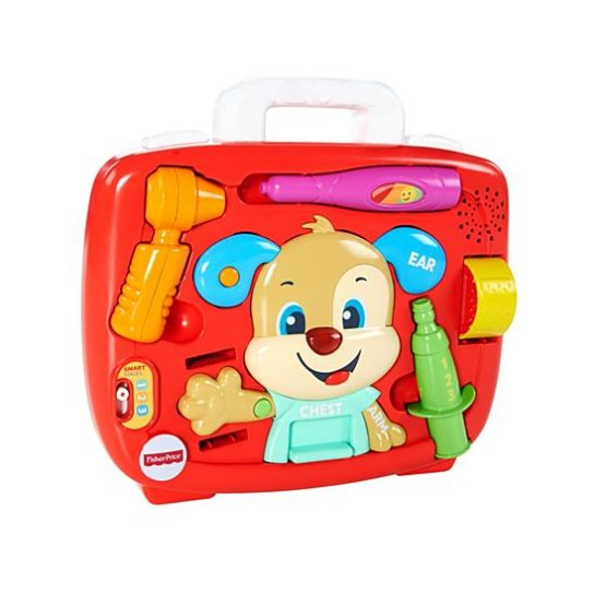 Perrito Botiquín Médico de FISHER PRICE 1