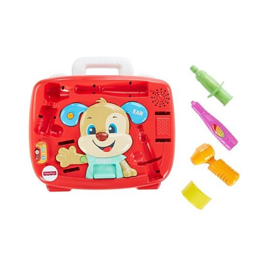 Perrito Botiquín Médico de FISHER PRICE 2