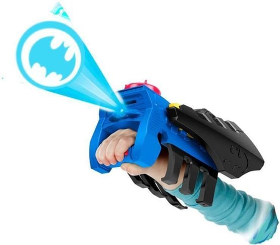 Batilanzador 2 en 1 Imaginext® DC Comics de FISHER PRICE 3