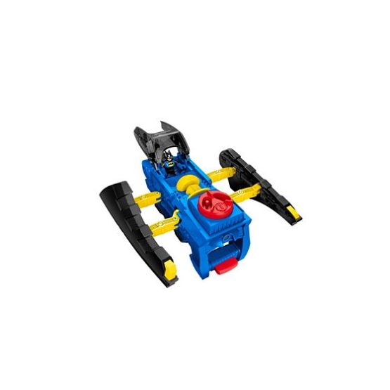 Batilanzador 2 en 1 Imaginext® DC Comics de FISHER PRICE 4