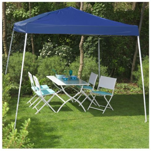 Gazebo UPF fast set 300 x 300 cm Just Home Collection 2