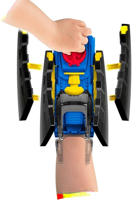 Batilanzador 2 en 1 Imaginext® DC Comics de FISHER PRICE 9