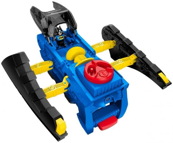 Batilanzador 2 en 1 Imaginext® DC Comics de FISHER PRICE 7