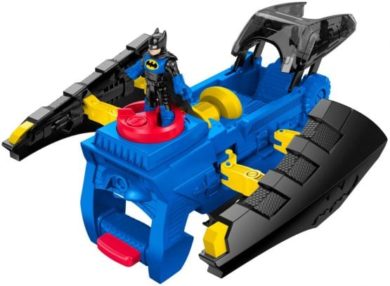 Batilanzador 2 en 1 Imaginext® DC Comics de FISHER PRICE 10