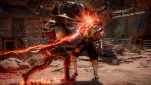 PS4 - Juego Oficial Mortal Kombat 11 PlayStation™ 5
