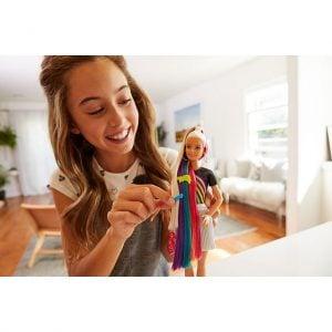 Muñeca Barbie® Peinados de Arco Iris Brillante 14