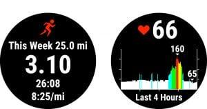 Reloj Garmin Forerunner 45S con GPS 5