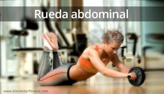 RUEDA DE ABDOMINALES EVOLUTION FITNESS 2