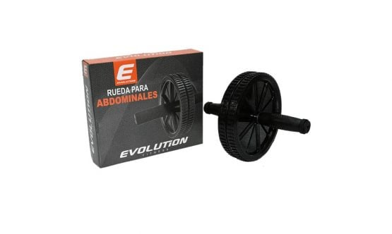 RUEDA DE ABDOMINALES EVOLUTION FITNESS 1