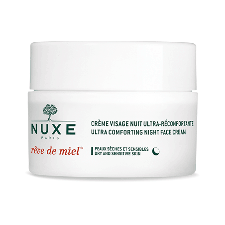Crema de Noche Ultraconfortante Nuxe Paris Reve de Miel® 1