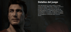 Juego oficial PS4 Uncharted 4: A Thief's End 5