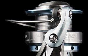 Reel Okuma Alaris 65 3+1BB Rel: 4,5:1 Cap: 200mts x 0,35mm 6
