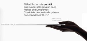 "Tablet Apple Ipad Pro A1701 / 10.5""/ 4GB - 64GB REFAA 20"