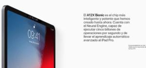 "Tablet Apple Ipad Pro A1701 / 10.5""/ 4GB - 64GB REFAA 12"