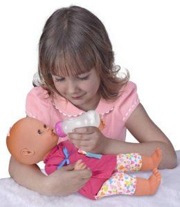 Muñeco Nenuco Moquitos Toma Biberon 4