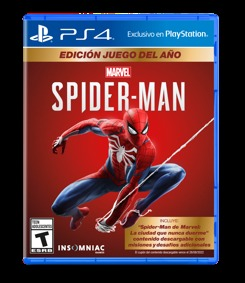 PS4 Juego Oficial Spiderman Goty Ed Latam 1