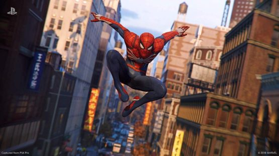 PS4 Juego Oficial Spiderman Goty Ed Latam 4