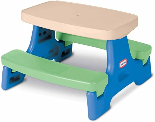 Mesa de Picnic Jr. Portatil Little Tikes 1