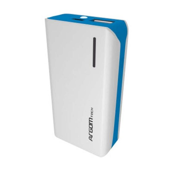 Powerbank 5000 Mah Blue Argon 1